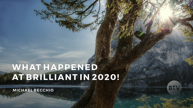 What Happened At Brilliant In 2020!