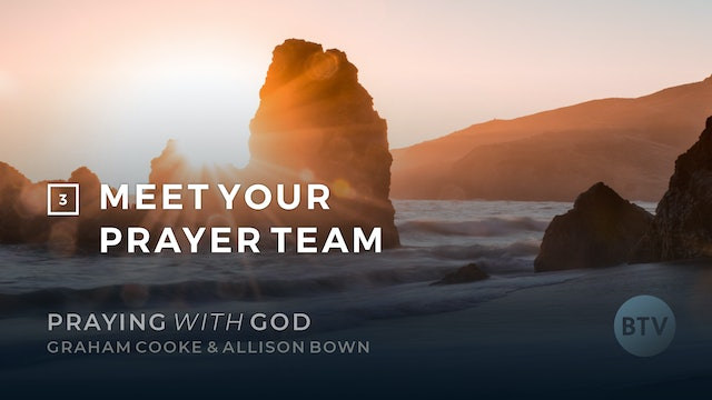 Meet Your Prayer Team