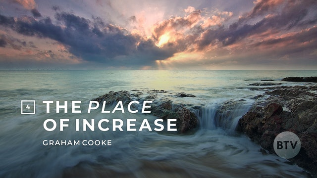 The Place of Increase: Joy That Strengthens