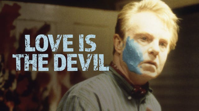 Love Is the Devil: Study for a Portra...