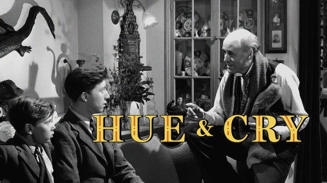 Hue and Cry