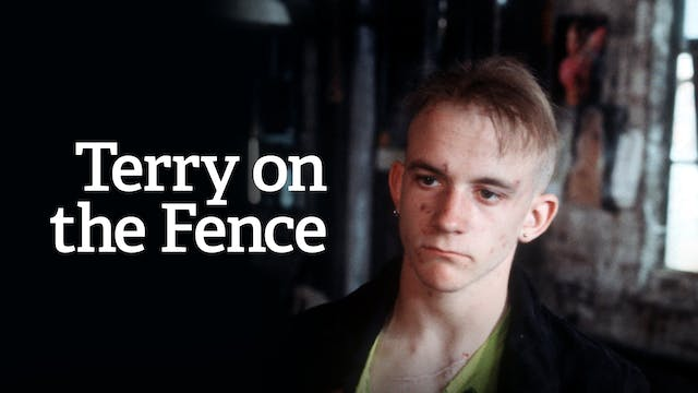 Terry on the Fence