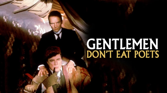 Gentlemen Don't Eat Poets
