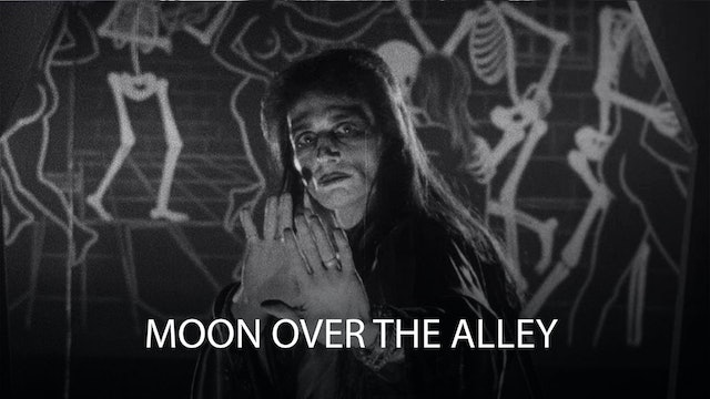 The Moon over the Alley