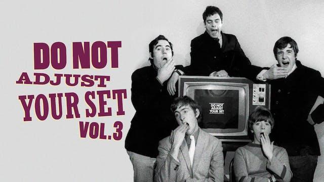 Do Not Adjust Your Set volume 3