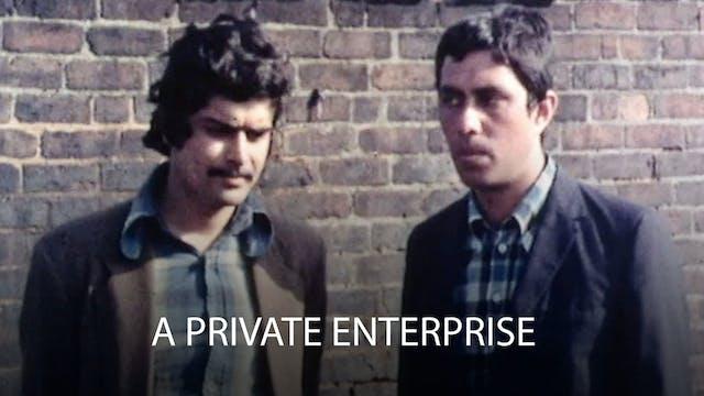 A Private Enterprise