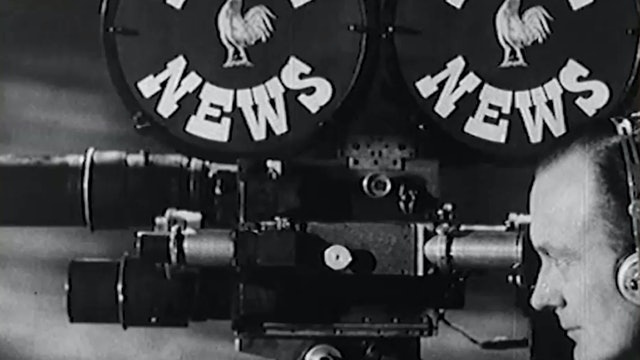 The Story of British Pathé – The Birth of the News
