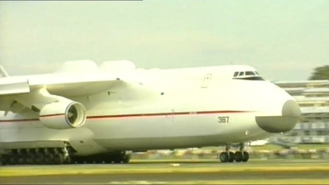 British Air Shows: A Film History - Farnborough 1990-2008