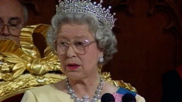 The Queen's Diamond Decades - 1990s