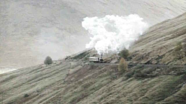 Steam in the Highlands