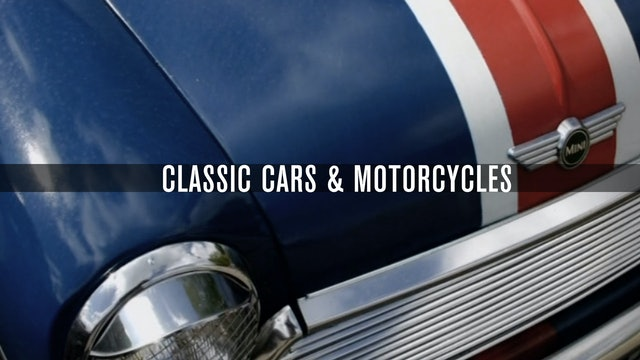 Classic Cars & Motorcycles