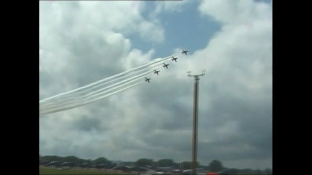 The Best of British: The Red Arrows