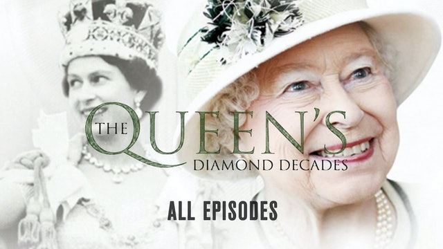 The Queen's Diamond Decades