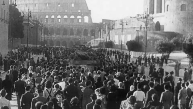 Time to Remember - 1943: The Path to Rome