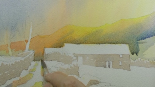 Woolley's Watercolour - Exploring Composition