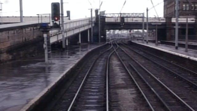 Train Cab Rides – Penrith to Glasgow