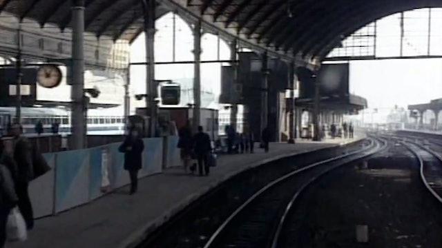 Train Cab Rides – York to Edinburgh, Part 1