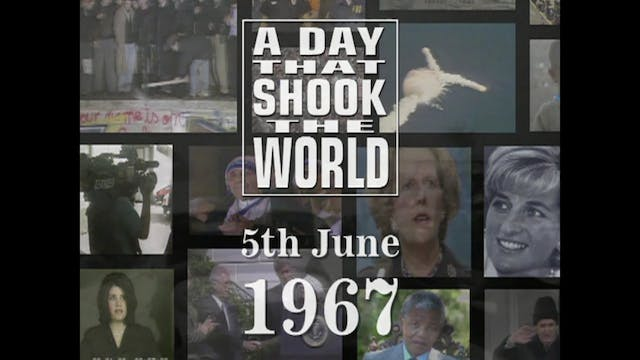 A Day That Shook the World – Middle East