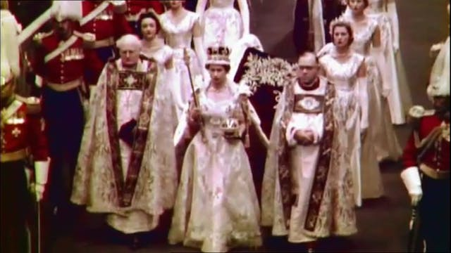 The Queen's Diamond Decades - Jubilee