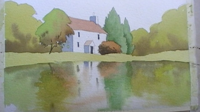 Woolley's Watercolour – Watercolour Reflections