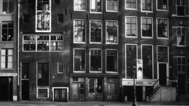 Icons of Our Time – Anne Frank