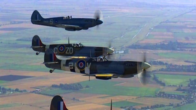 Great Aircraft of the RAF - The Spitfire
