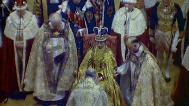 Elizabeth Is Queen