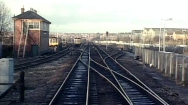 Train Cab Rides – Cardiff to Birmingham