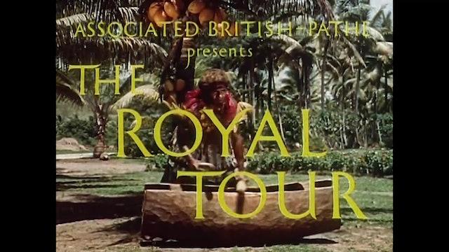 Royal Tour: Part Two – Fiji and Tonga