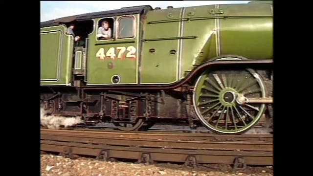 How to Drive the Flying Scotsman