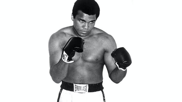 Icons of Our Time – Muhammad Ali