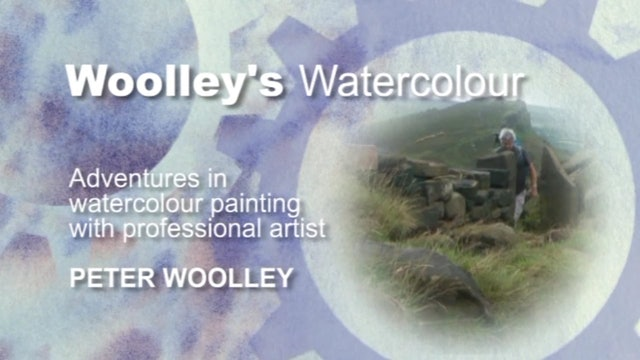 Woolley's Watercolour - Getting Perspective Right