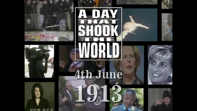 A Day That Shook the World – Civil Un...