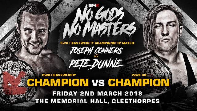 BWR No Gods No Masters Preview