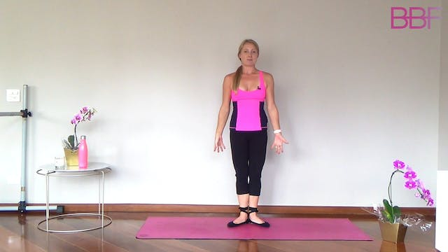 Dancer's Body Flexibility & Restore 3