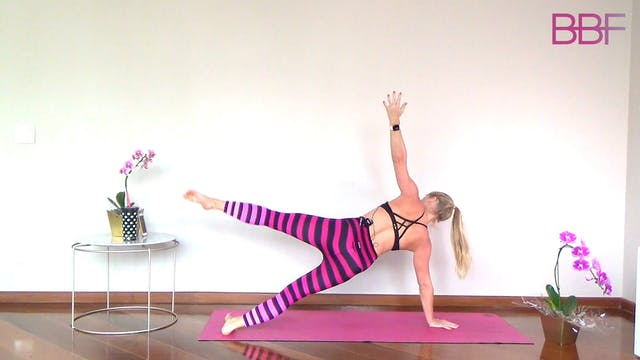10 Minute No Equipment Abs