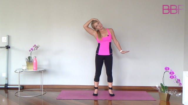 10 Minute Flexibility Training