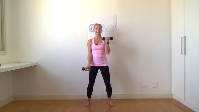 Beginner Barre