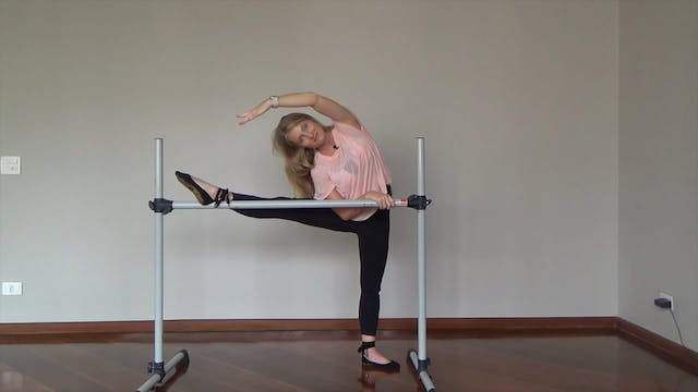 Barre Stretch