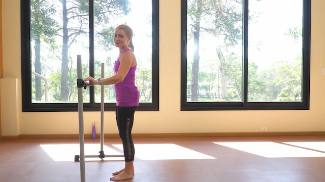 HIIT the BARRE Barre Blast