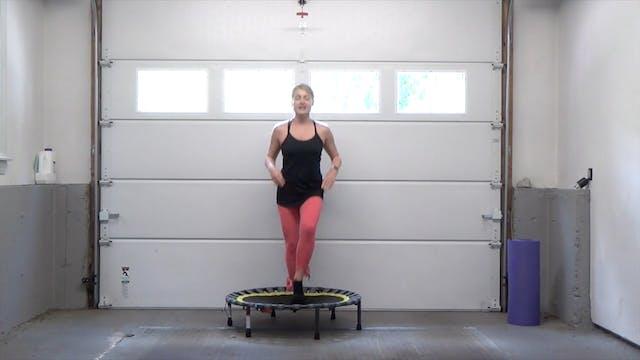 Cardio Pilates: Pilates Trampoline Wo...