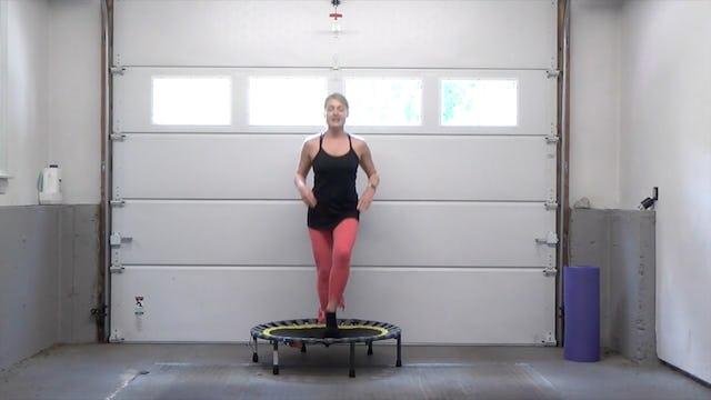 Cardio Pilates: Pilates Trampoline Workout