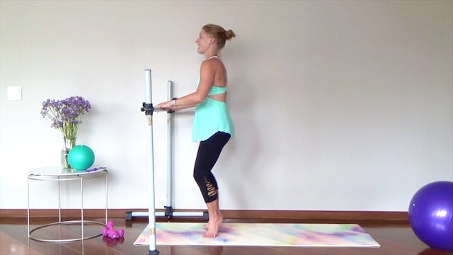 Signature Barre Workout