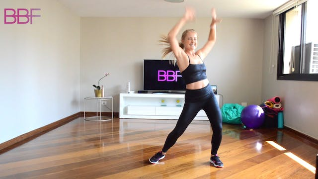 Advanced Dance Cardio