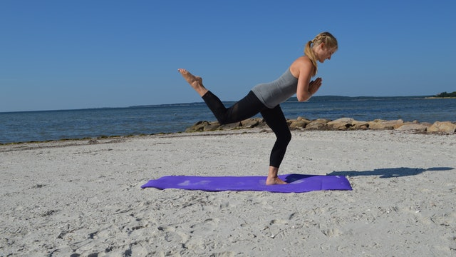 Mat Madness Program Barre at the Beach