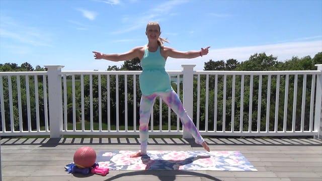 Burns So Good Pilates Workout