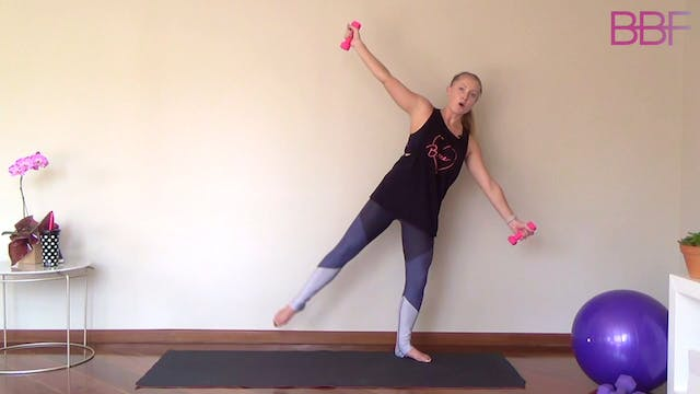 Quick Upper Body Sequence