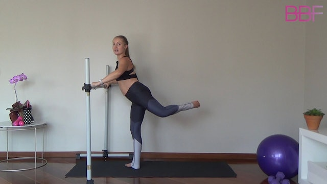 Barre for Flexibility
