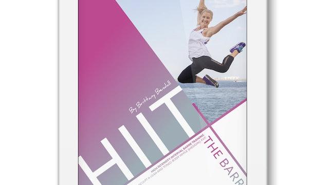 HIIT the Barre E-Book