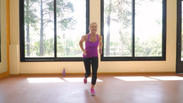 HIIT the BARRE Fat Burner